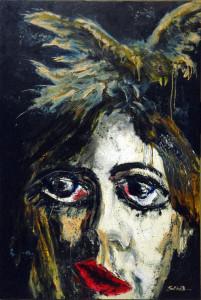 Floria Tosca Oil 36 x 24 2010