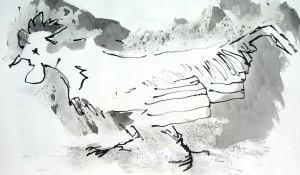 Sacrificial Cockerel